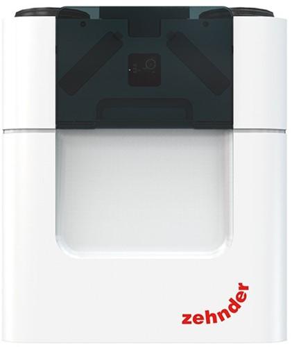 Zehnder Stork ComfoAir Q450 WTW unit NL L VV ST + ERV (enthalpiewisselaar)