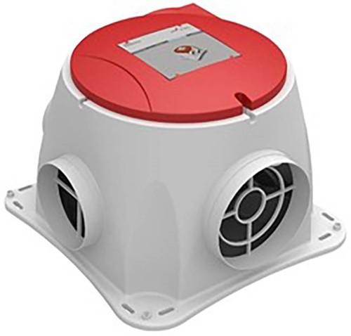 Zehnder Stork Comfofan S RP ventilator + RFT ontvanger - perilex