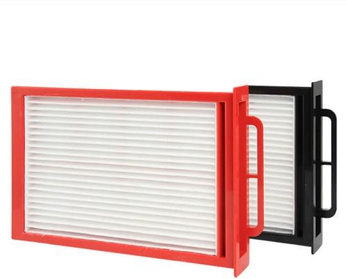 Zehnder ComfoAir 160 WTW filterset G4 + F7